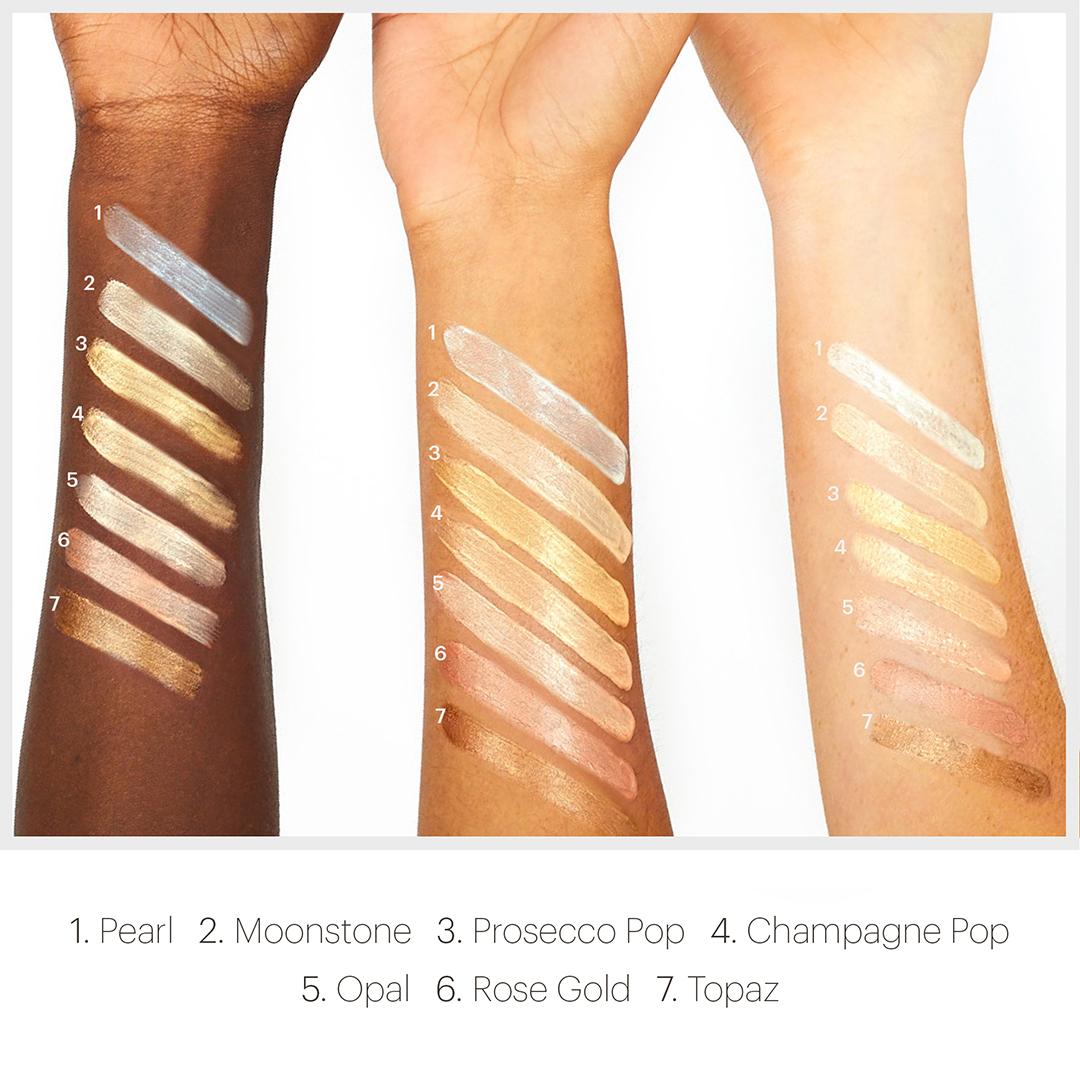 Shimmering Skin Perfector Liquid Highlighter by BECCA #4