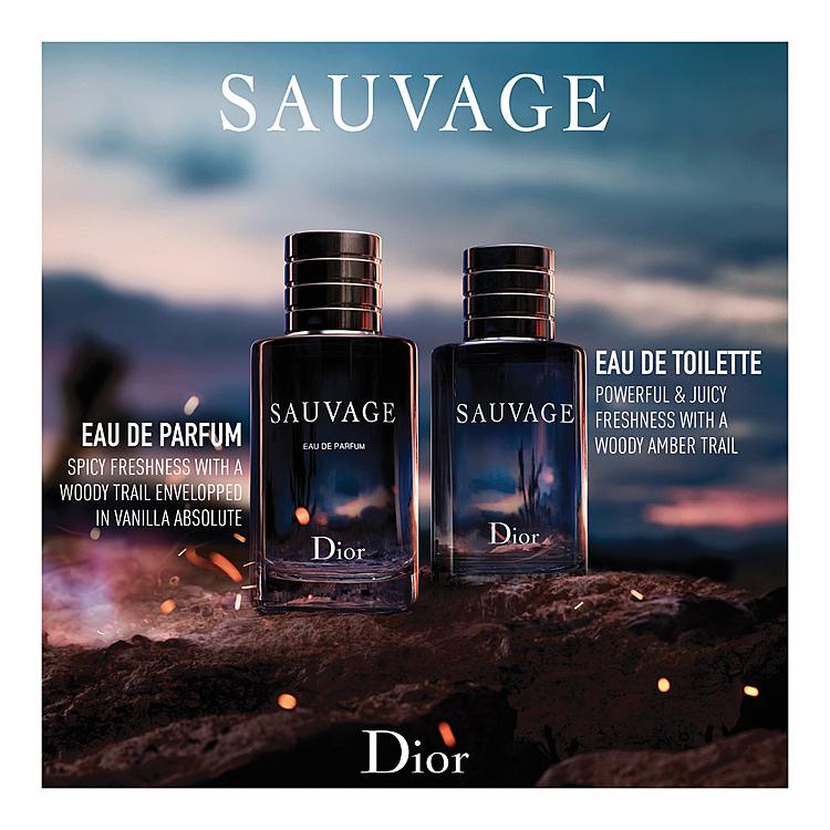 Buy DIOR Sauvage Eau De Toilette | Sephora Malaysia