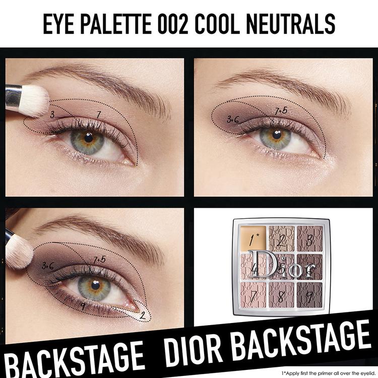 Buy Dior Backstage Eye Palette Sephora New Zealand