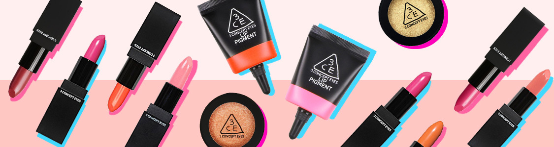 3CE | Korean Makeup | Sephora Malaysia