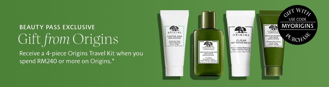 Origins Skincare | Sephora Malaysia