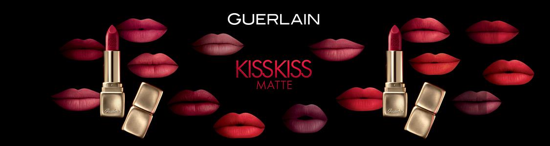 GUERLAIN KissKiss Matte
