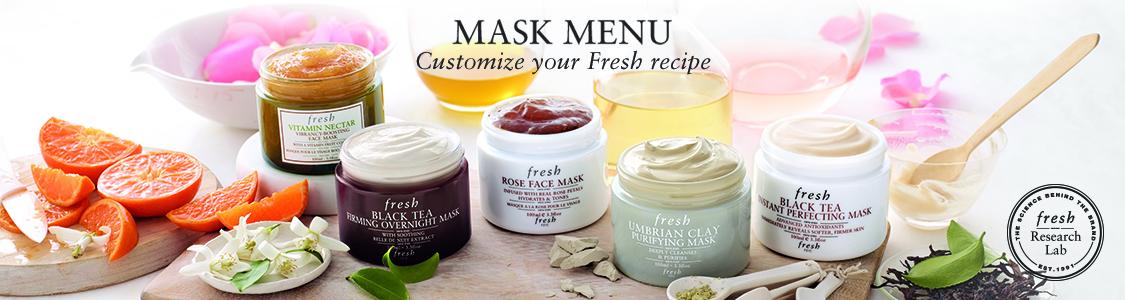 FRESH Mask Menu