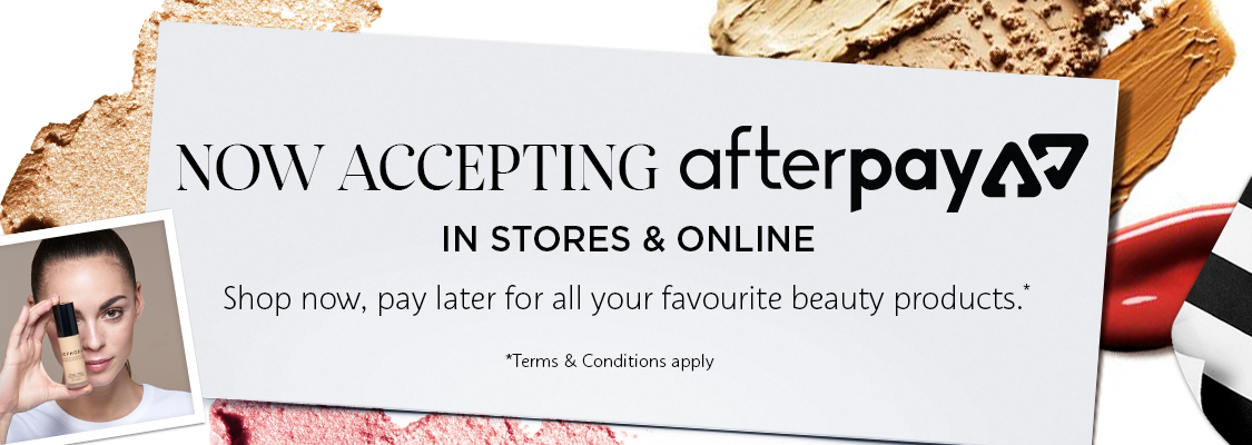 Afterpay is now available on Sephora Australia