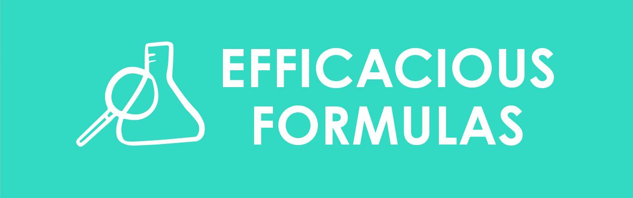 efficacious-formulas