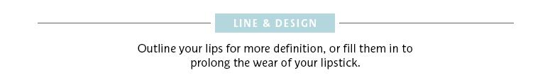 line & design
