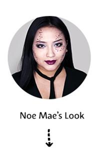 Get the look: Bride of Frankenstein by Noe Mae
