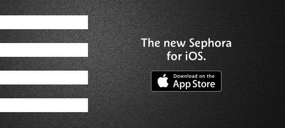 Sephora app for iphone apple ios