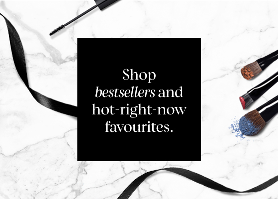 Shop beauty bestsellers and hot-right-now favourites