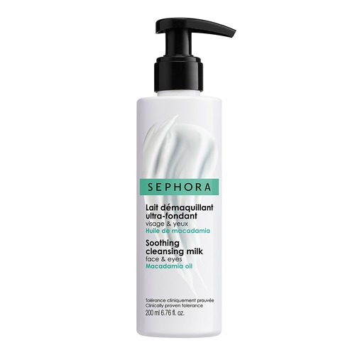 Closeup   sephora soothing cleansing milk 200 ml hd web