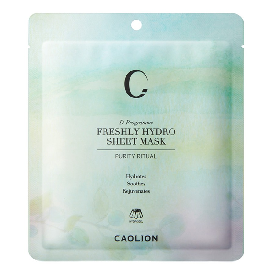 Image result for caolion freshly hydro sheet mask