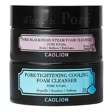 Hot & Cool Pore Foam Cleanser Duo 50g