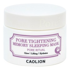 Pore Tightening Memory Sleeping Mask 50g