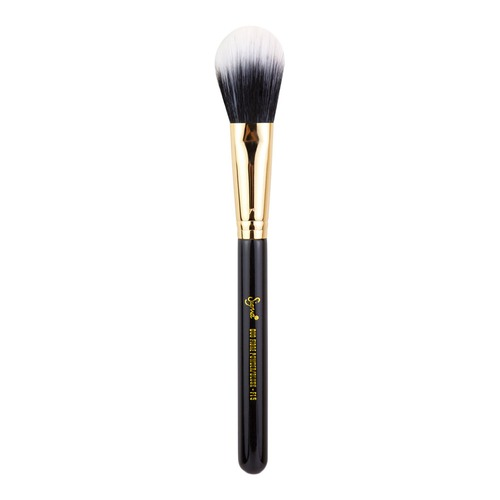 F15 Duo Fibre Powder/Blush Brush    Gold