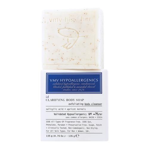 Id Buff Buff Apricot & Salicylic Acid Clarifying Soap 135g