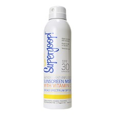 Antioxidant Infused Sunscreen Mist With Vitamin C Spf 30