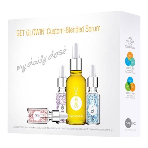 Custom Blended Get Glowin' Set