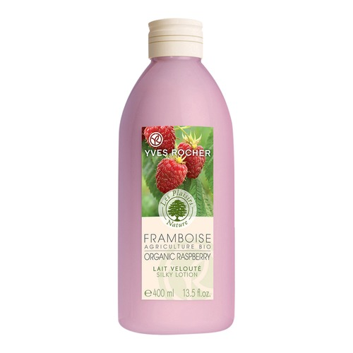 Raspberry Silky Lotion 400ml