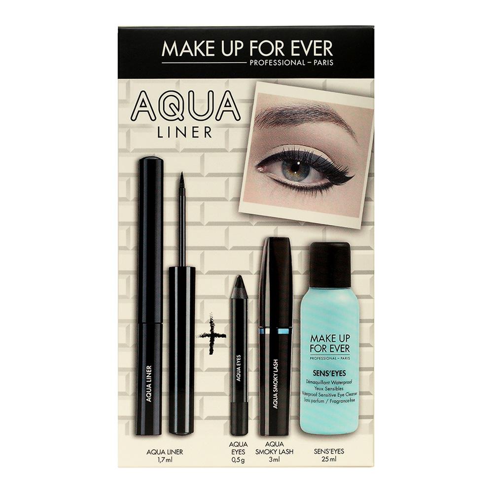 mascara aqua smoky lash de make up forever saubhaya makeup. Black Bedroom Furniture Sets. Home Design Ideas