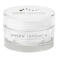 Onsen Japonica Moisturizing Gel Jar 50g
