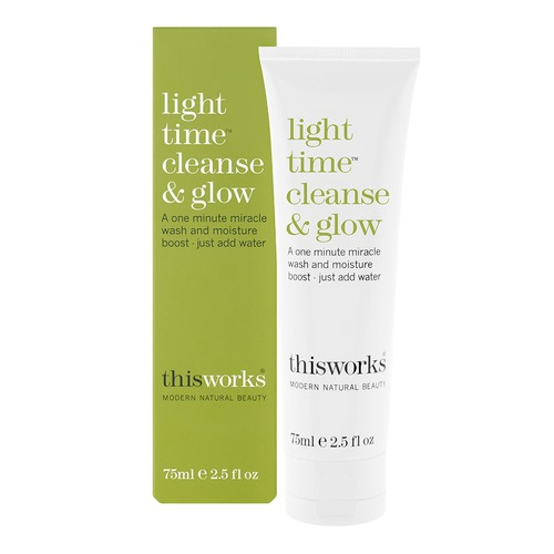 Light Time Cleanse And Glow
