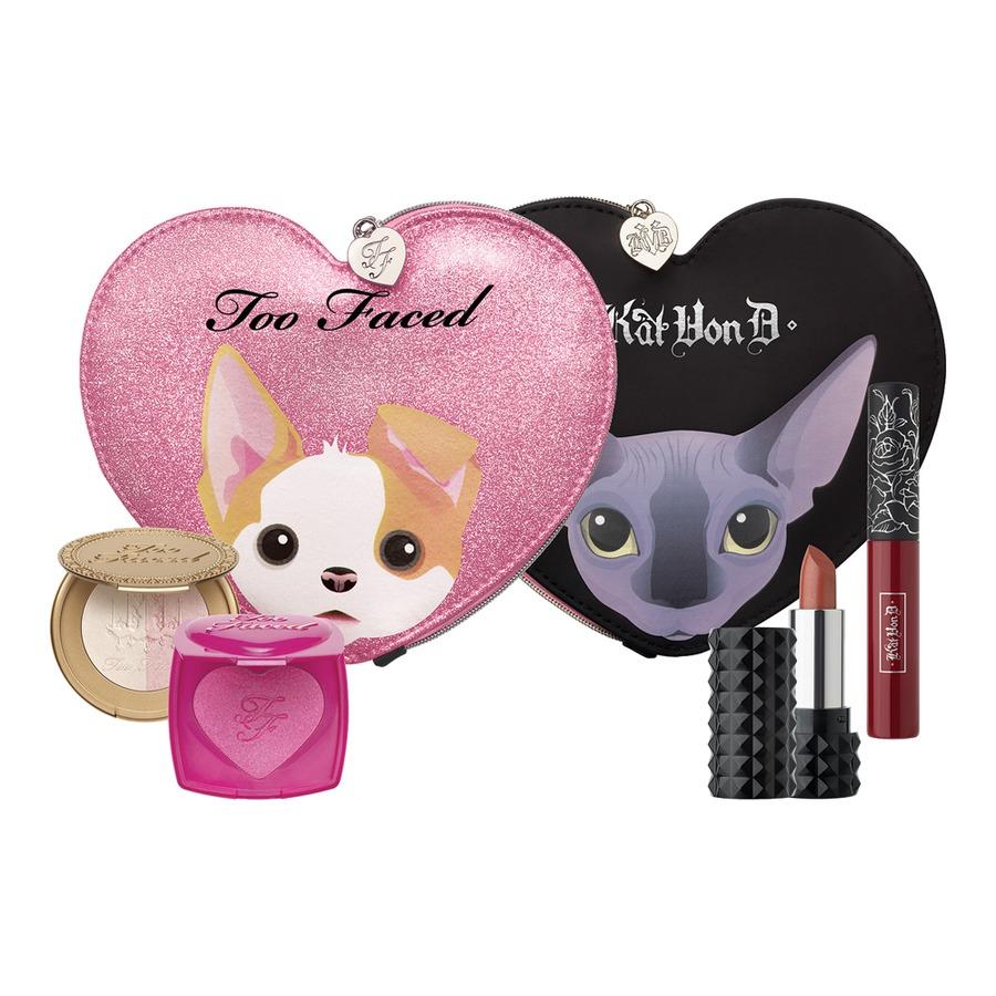 Buy Too Faced Better Together Cheek & Lip Makeup Bag Set | Sephora ...