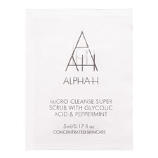 Micro Cleanse Super Scrub (5ml)
