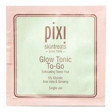 Glow Tonic To Go Exfoliating Toner Pad (2 X 1pc)