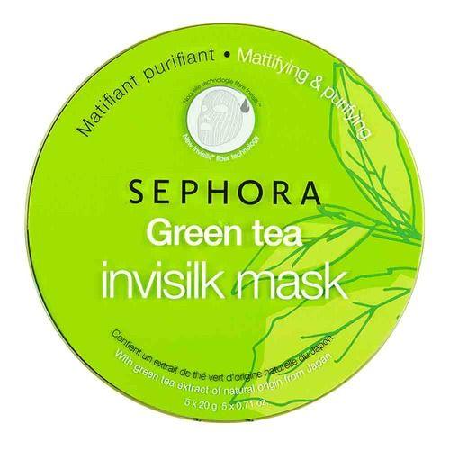 Invisilk Mask   5 Pieces
