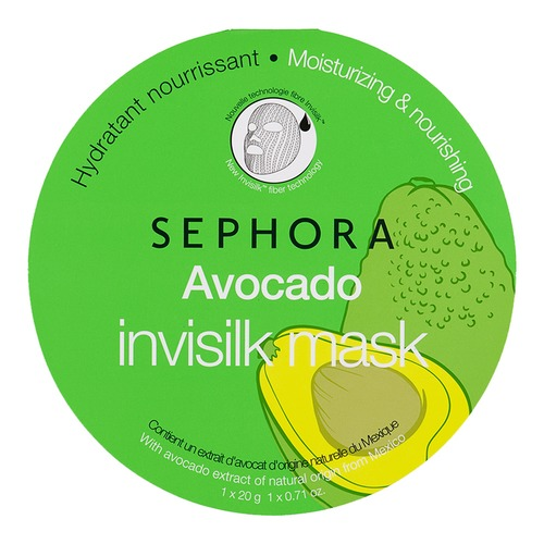 buy sephora collection avocado invisilk mask sephora singapore. Black Bedroom Furniture Sets. Home Design Ideas