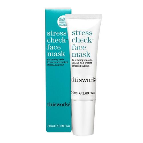 Stress Check Face Mask