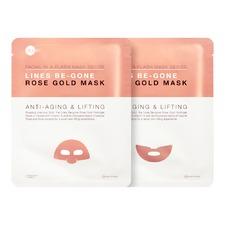 Lines Be Gone Rose Gold Mask