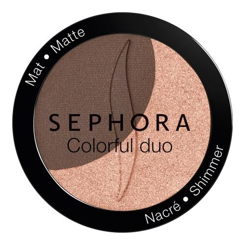 Colorful Duo Eyeshadow