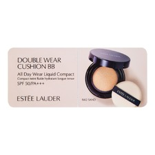 App Only   Double Wear Cushion Bb   All Day Wear Liquid Compact Spf 50 / Pa+++ (2g)   1 W2 Sand