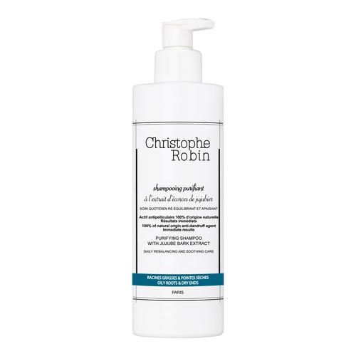 Purifying Shampoo With Jujube Bark Extract