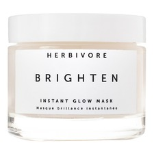 Brighten   Pineapple Enzyme + Gemstone Instant Glow Mask