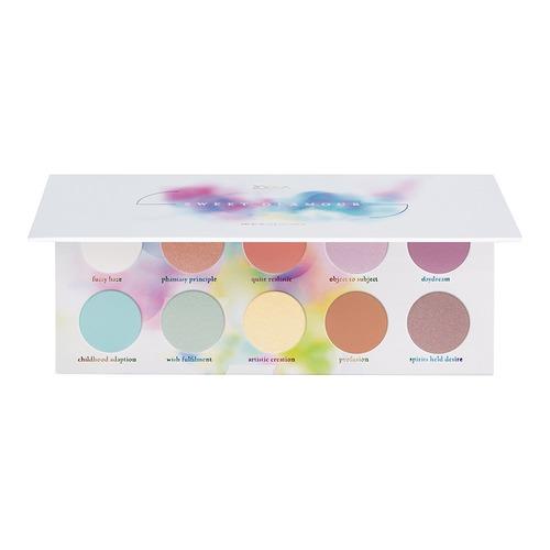 Sweet Glamour Eyeshadow Palette
