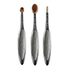 Elite Collection Smoke Finish 3 Brush Set