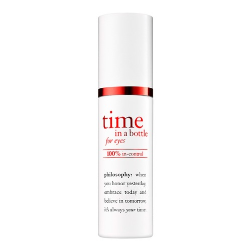 Time In A Bottle 100% In Control Resist Renew Repair Eye Serum