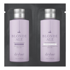 Blonde Ale Shampoo & Conditioner Packette
