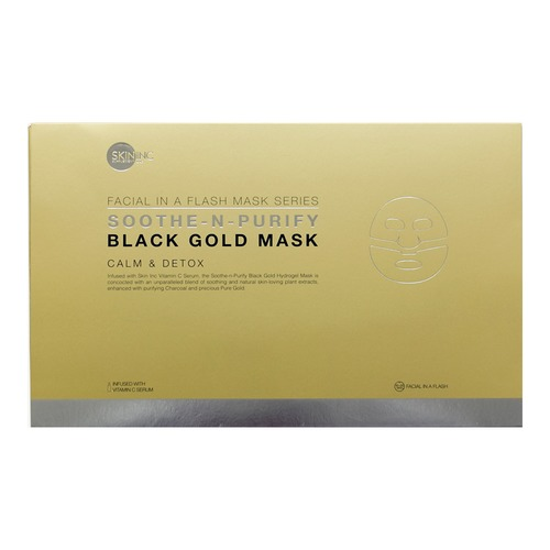 Soothe N Purify Black Gold Mask