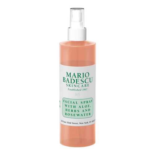 Facial Spray With Aloe, Herbs And Rosewater