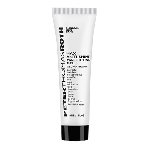 Max Anti Shine Mattifying Gel 30g