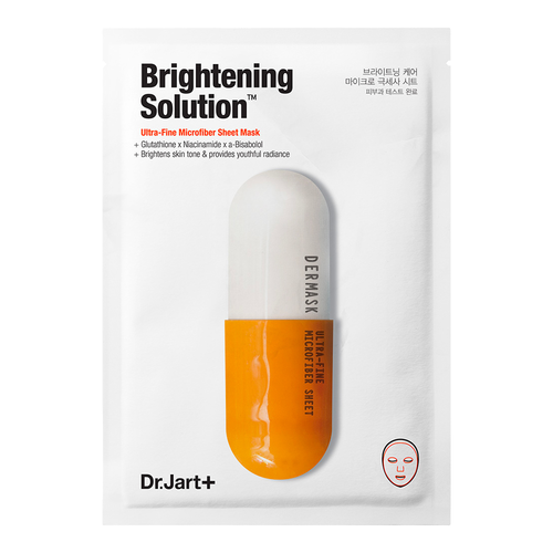 Mask Micro Jet Brightening Solution