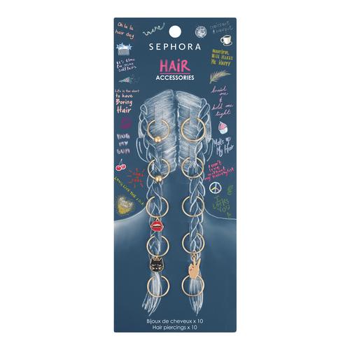 Buy Sephora Collection Hair Piercings Sephora New Zealand