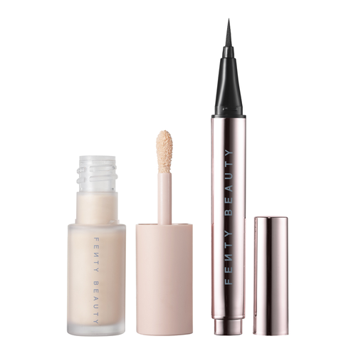 Fly Baby Mini Eye Primer And Liner Set (Limited Edition)