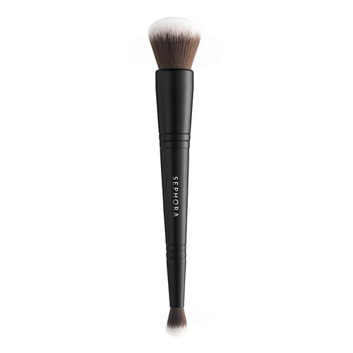 Classic Double Ended   Multitasker Face & Concealer Brush #202