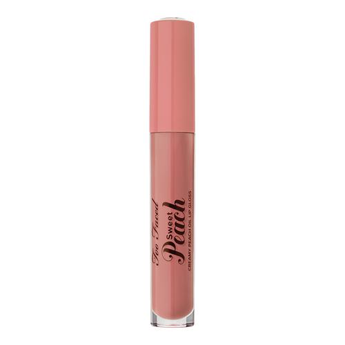 Sweet Peach Creamy Oil Lip Gloss