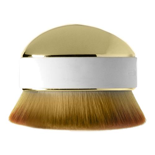 Elite Collection Gold Finish Palm Brush