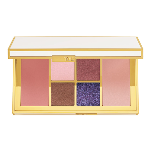 Soleil Eye And Cheek Palette (Limited Edition)